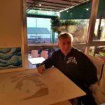 L'artista Antonio Raggetty ( Tony) è morto ieri 4 febbraio a Perugia