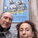 L'Artista Banksy a Spoleto per il Menotti Art festival 2022