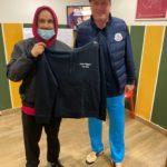 Luca Filipponi Presenta il suo tennis fan club invitato in Svezia dall'Accademia Svedese