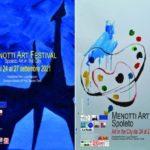 Catalogo di Menotti Festival Art – Spoleto Art in the City 2021
