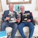 Luca Filipponi e Giuseppe Catapano conquistano il Parlamento Europeo